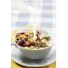 Muesli croustillant fruits Rouges Etui de 5 sachets